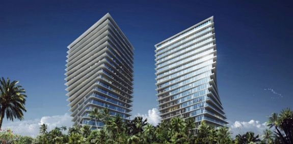 Edifici di lusso a Miami
