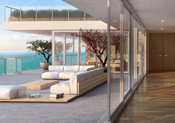 Oceana Bal Harbour Condomini Miami in vendita