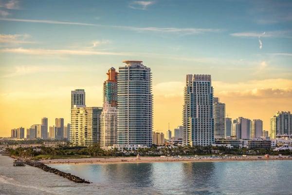 Miami Beach o Downtown Miami Immobili