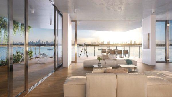 Monad Terrace Condomini Miami in vendita
