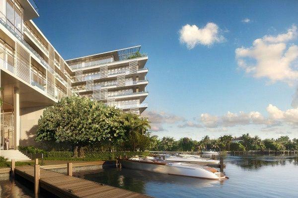 Nuova costruzione Miami