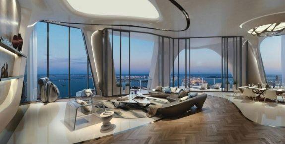 Zaha Hadid Edifici di lusso a Miami